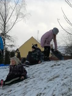 Bobování se školní družinou
