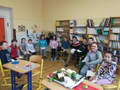 Školní projekt Ovoce a zelenina do škol