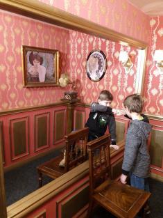 Školní výlet - Muzeum fantastických iluzí Praha